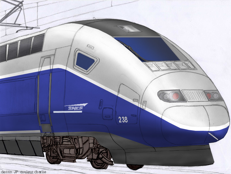 Simtrain afficher le sujet concours de dessin pbka duplex - Train en dessin ...